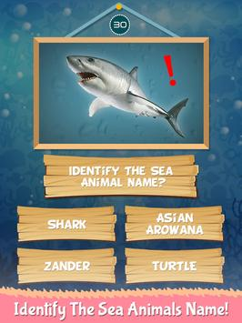 Sea Animal Quiz Kids Game for Android - APK Download