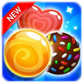 Creative Games : Candy Drop - Match 3 2018 icon