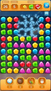Creative Games : Candy Drop - Match 3 2018 screenshot 3