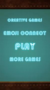 Creative Games :  Emoji Connect Game 2018 poster