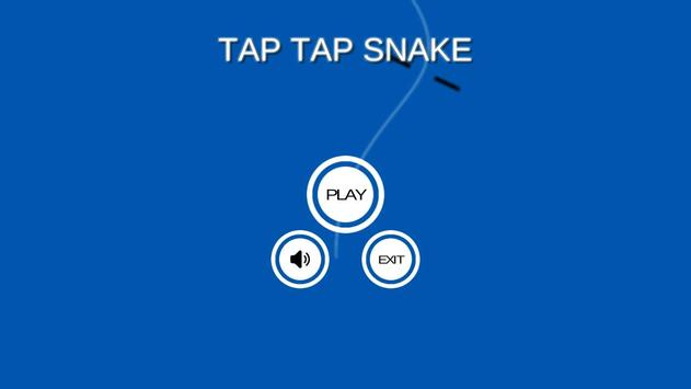 Creative Games : Tap Tap Snake - stay on the line poster