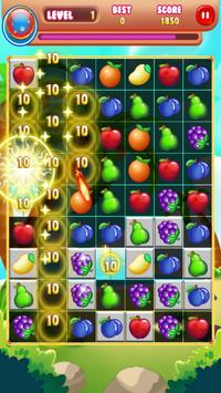 Clash of Fruit apk screenshot