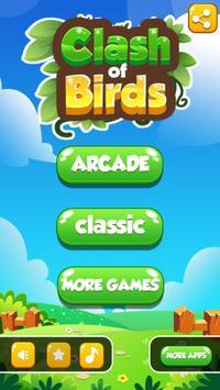 Clash of Birds poster
