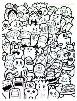 Creative Doodle Art Ideas screenshot 5