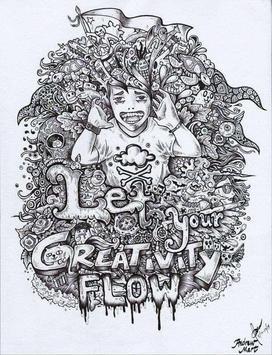 Creative Doodle Art Ideas screenshot 1