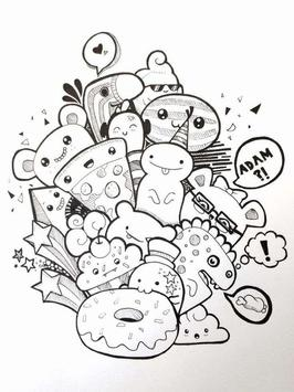 Creative Doodle Art Ideas screenshot 3