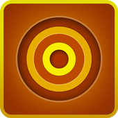 Super Archer Running shooting icon