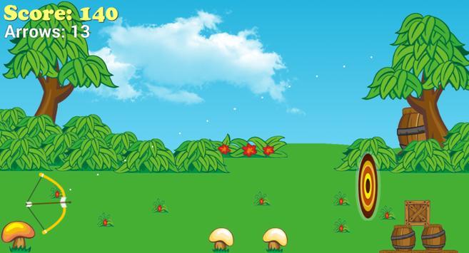 Super Archer Running shooting apk screenshot