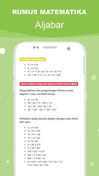 Rumus Matematika SMP Super Lengkap スクリーンショット 15