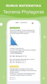Rumus Matematika SMP Super Lengkap スクリーンショット 6