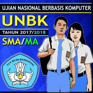 SOAL UNBK SMA/MA IPA IPS 2018 Lengkap poster