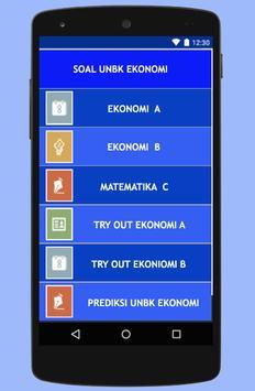 SOAL UNBK SMA/MA IPA IPS 2018 Lengkap screenshot 4