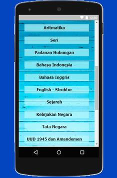 Soal CPNS 2018 - Kemenkumham Kemenkeu screenshot 2