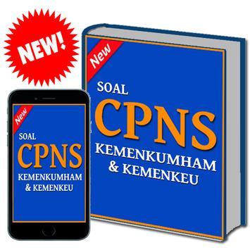Soal CPNS 2018 - Kemenkumham Kemenkeu screenshot 4