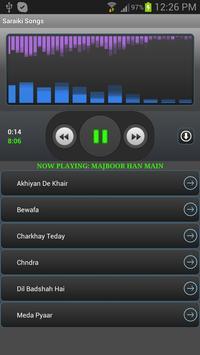 Saraiki Radio (Audio Geet) apk screenshot