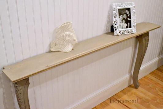 Creative DIY Sofa Table screenshot 3