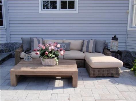 Creative DIY Sofa Table screenshot 1