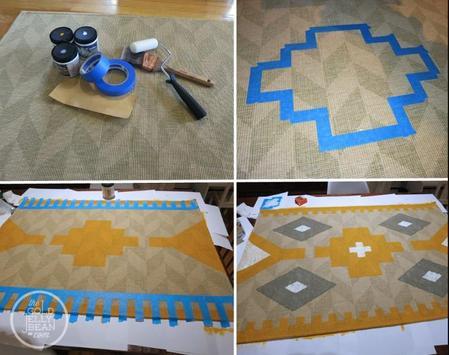 Creative DIY Rug Ideas screenshot 3