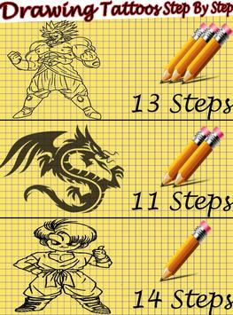How to Draw DBZ Characters screenshot 6