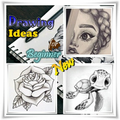 Creative drawing ideas for beginners