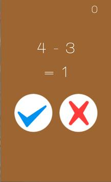 Maths Game for Elementary screenshot 1