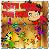 Jake Pirate Easy Math Game icon