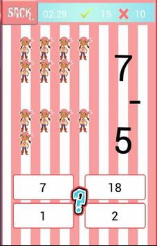 Jake Pirate Easy Math Game poster