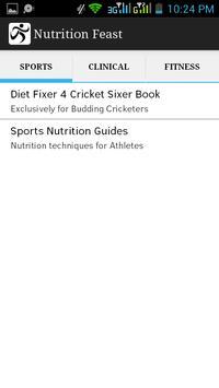 Nutrition Feast apk screenshot