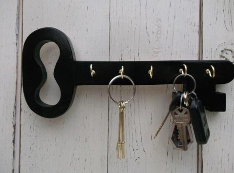 creative key holders and racks ideas screenshot 7