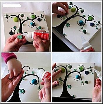 Creative Kids Craft Tutorial apk screenshot