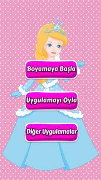 Princess Coloring Book Kids screenshot 4