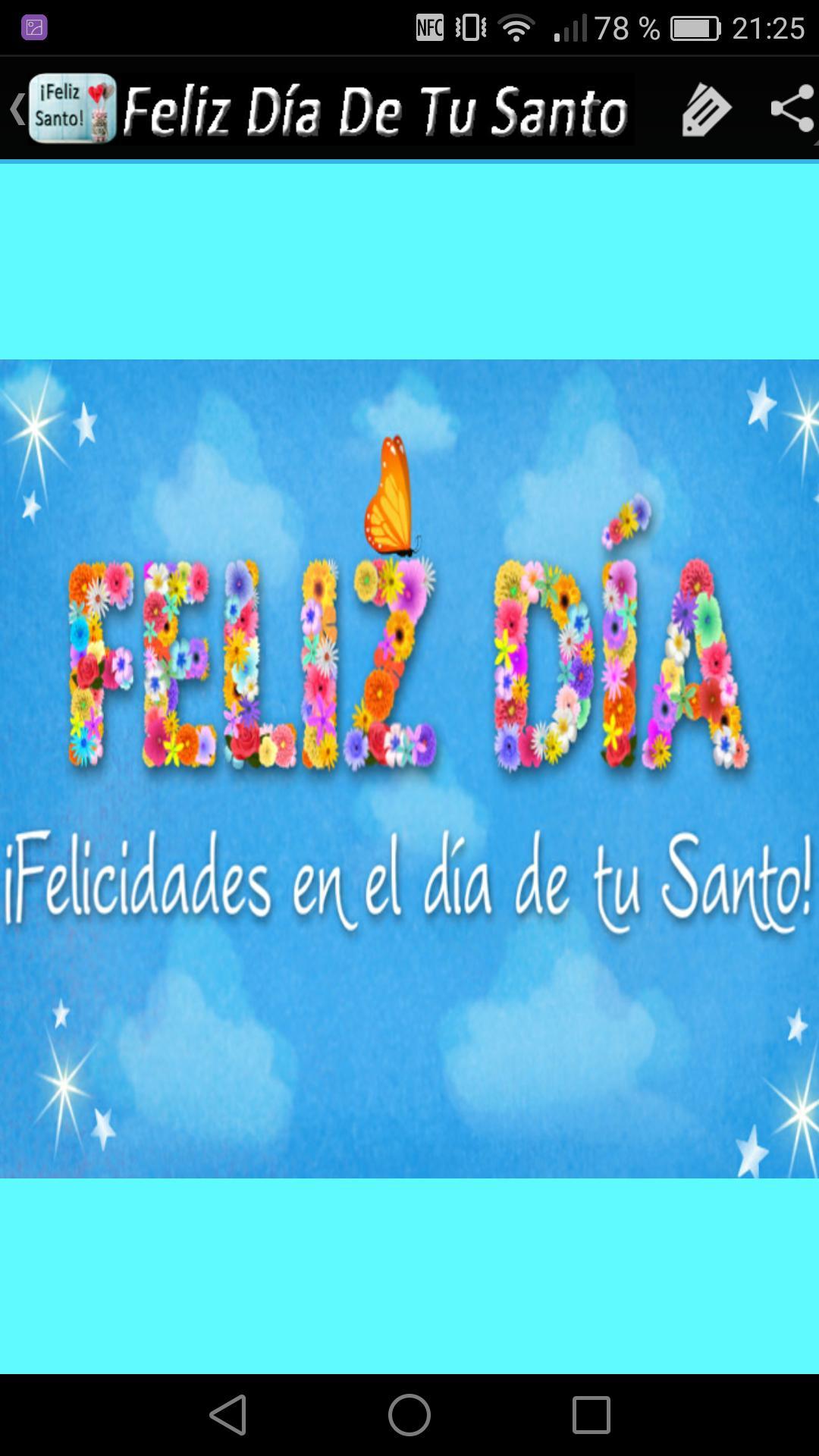 Felicitaciones Santos Bonitas.Feliz Dia De Tu Santo For Android Apk Download