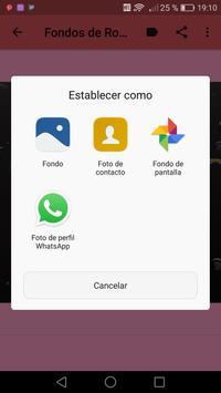 Fondos de pantalla de Rosas screenshot 14