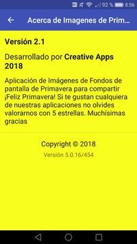Imagenes de Primavera Fondos screenshot 1
