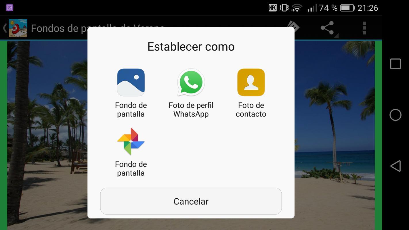 Imagenes De Verano Fondos For Android Apk Download