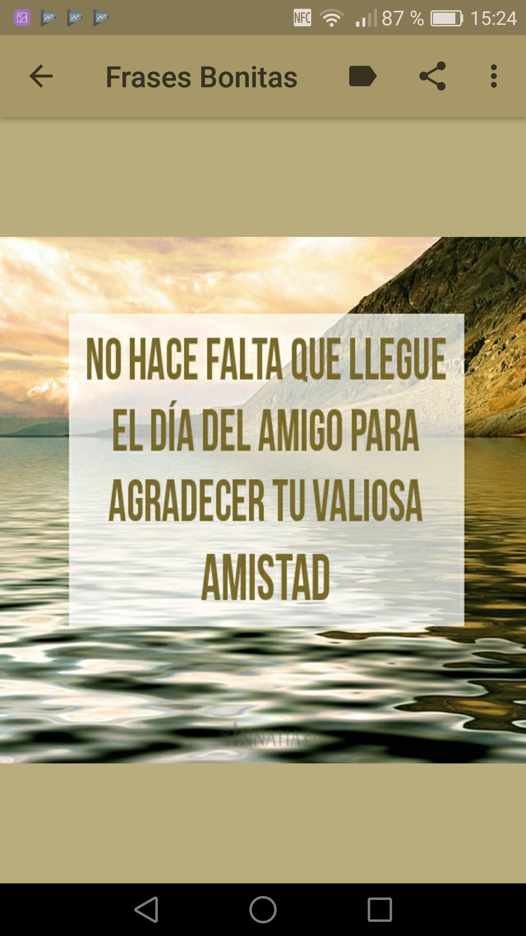 Frases Bonitas De Agradecimiento For Android Apk Download