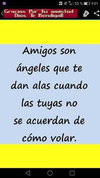 Frases Bonitas de Amistad apk screenshot