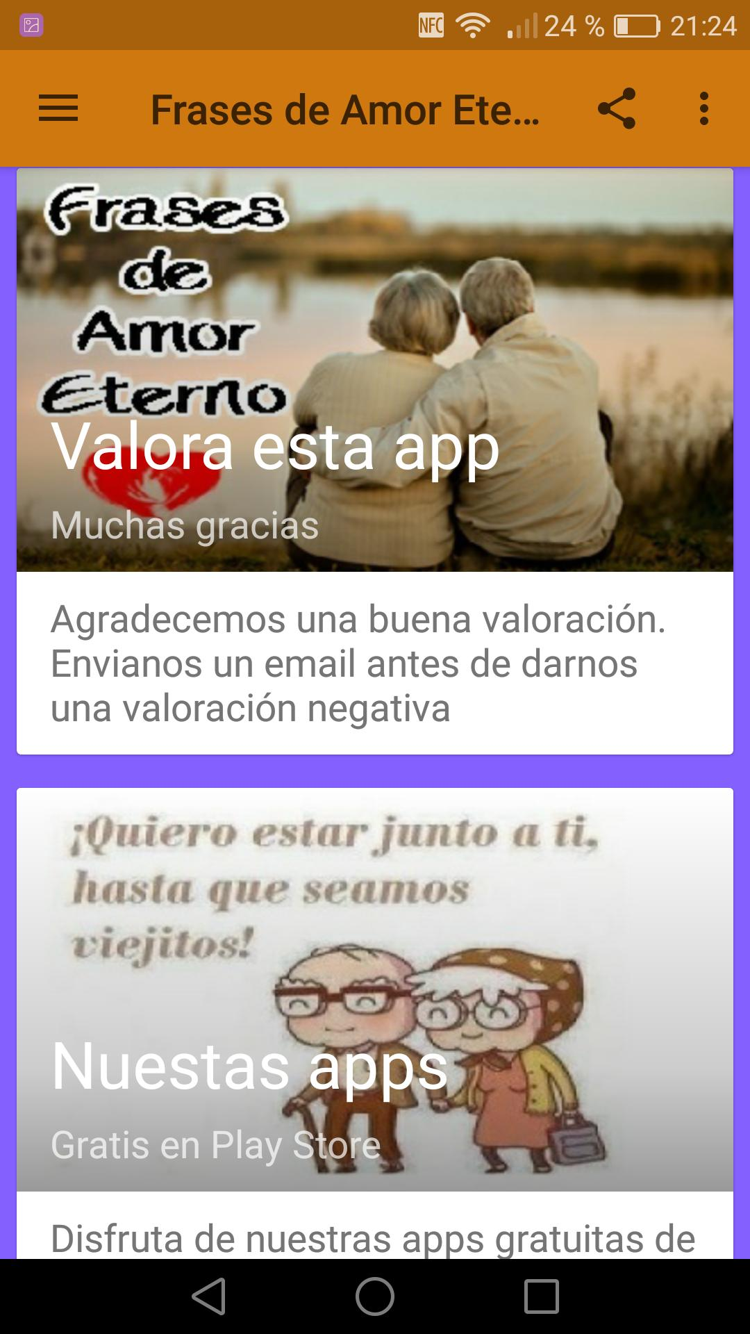 Frases De Amor Eterno For Android Apk Download