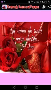 Ramos de Rosas con Poemas captura de pantalla 5
