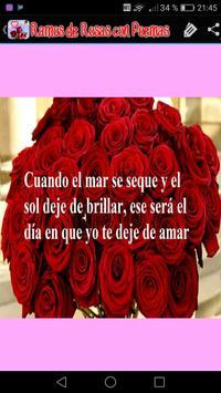 Ramos de Rosas con Poemas captura de pantalla 13