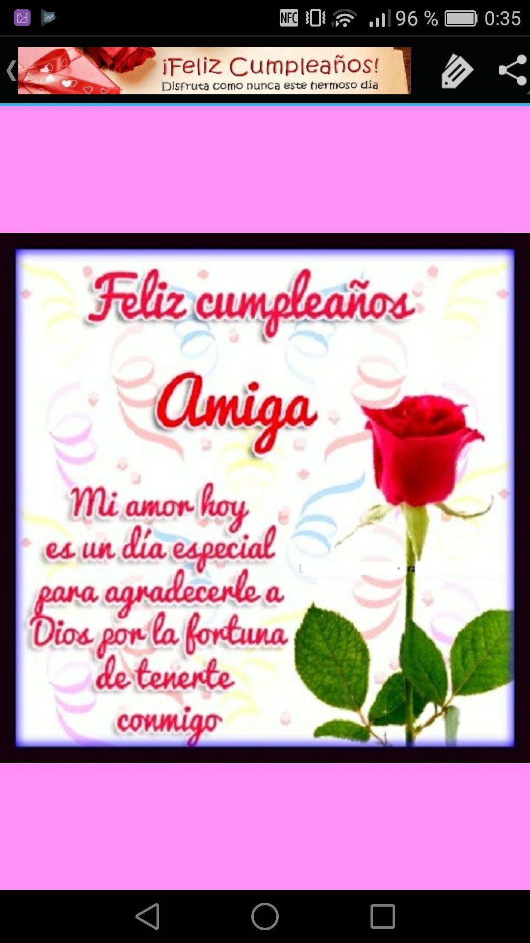 Rosas para Cumpleaños for Android - APK Download