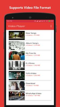 Video Player Popup Floating poster