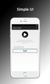 Stream Player for Android poster