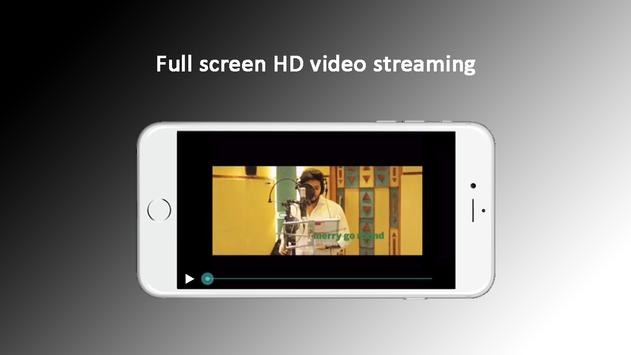 Stream Player for Android apk screenshot