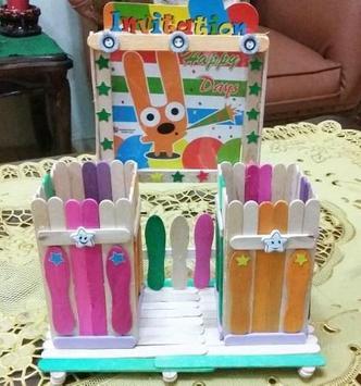 Creative ice cream sticks apk screenshot