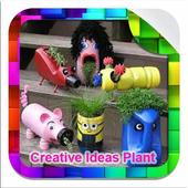 Creative Ideas Plant icon