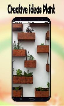 Creative Ideas Plant poster