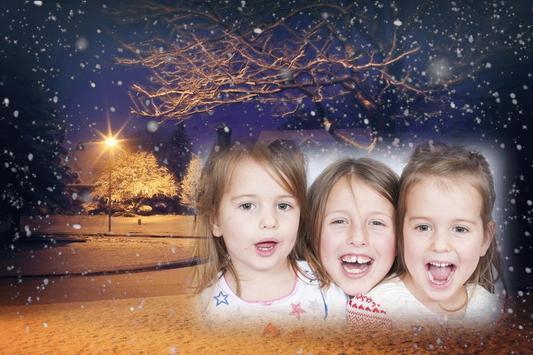Snowfall Frame screenshot 5