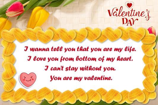 Valentine Frame and Valentine Card screenshot 23