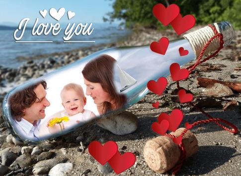 Valentine Frame and Valentine Card screenshot 4